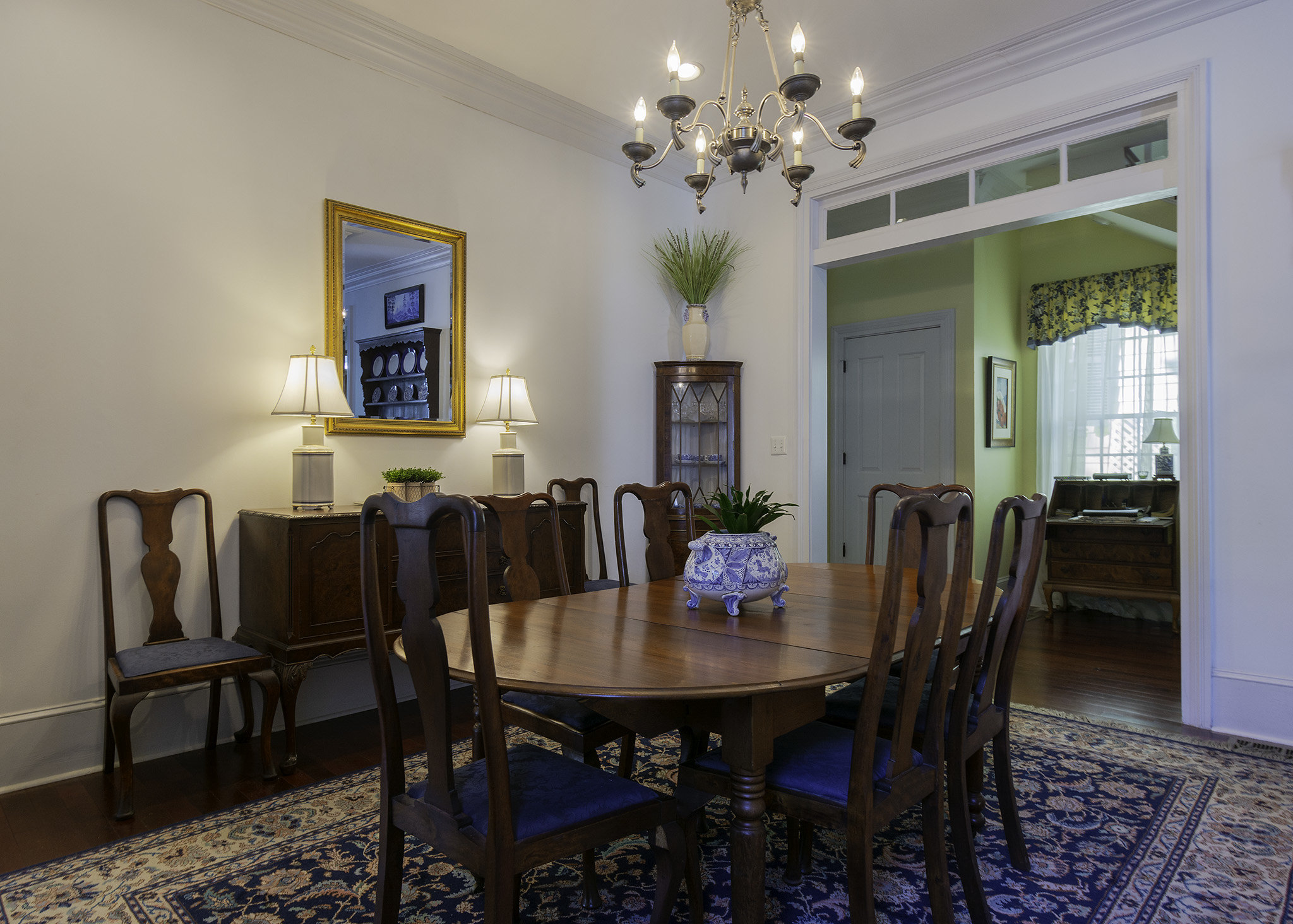 Savannah - Dining Room